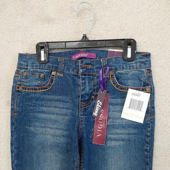 Vigoss Denim - VIGOSS Jeans For Girl - Size 12